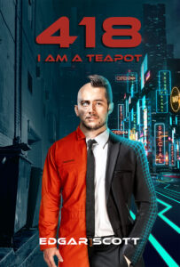 Book Cover of 418: I Am a Teapot